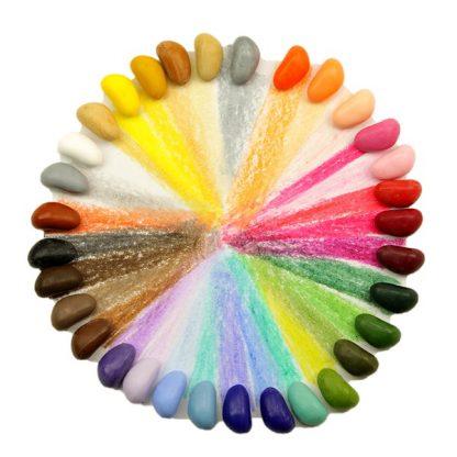 crayonrocks 32 kleuren waxkrijtjes