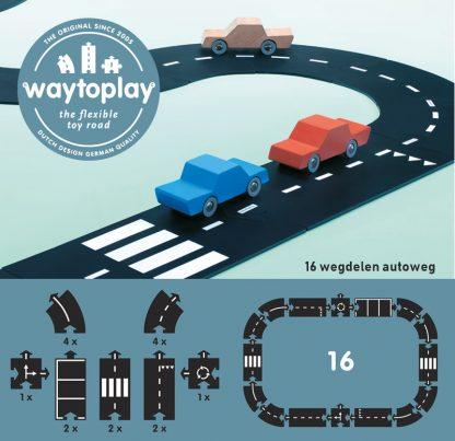 waytoplay expressway 16 delig logo