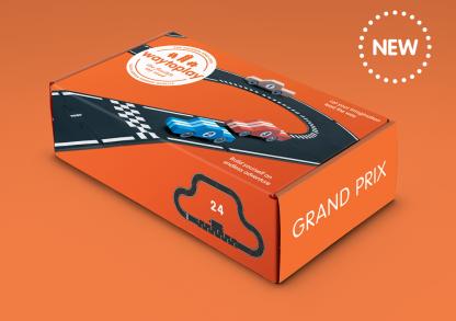 waytoplay grandprix 24 delen verpakking