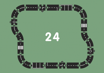 waytoplay highway 24 delen layout