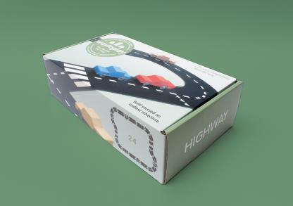 waytoplay highway 24 delen verpakking