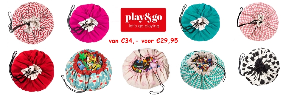 Play&Go speelkleden aktie laursretail