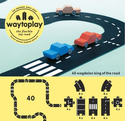 waytoplay king of the road 40 delig imago