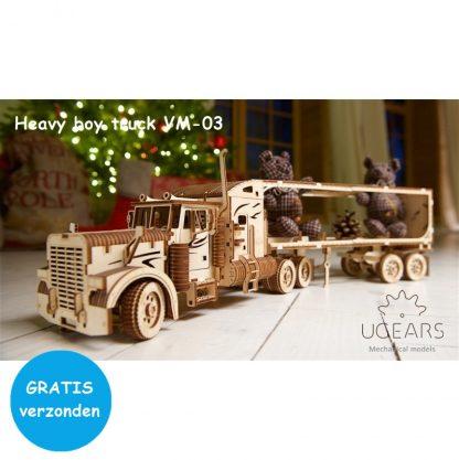 ugears heavy boy truck vm-03 en trailer set imago