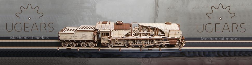 ugears houten modelbouw imago