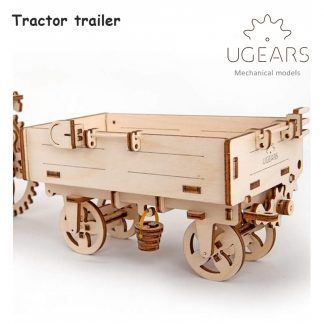 ugears tractor trailer