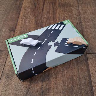 waytoplay highway 24-delig verpakking liggend op houten vloer