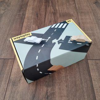 waytoplay king of the road 40-delig verpakking liggend op een houten vloer